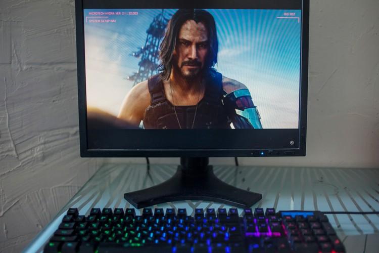 cyberpunk 2077 gamers