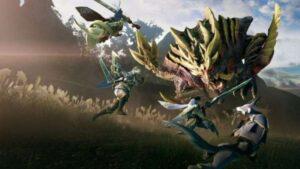download monster hunter rise