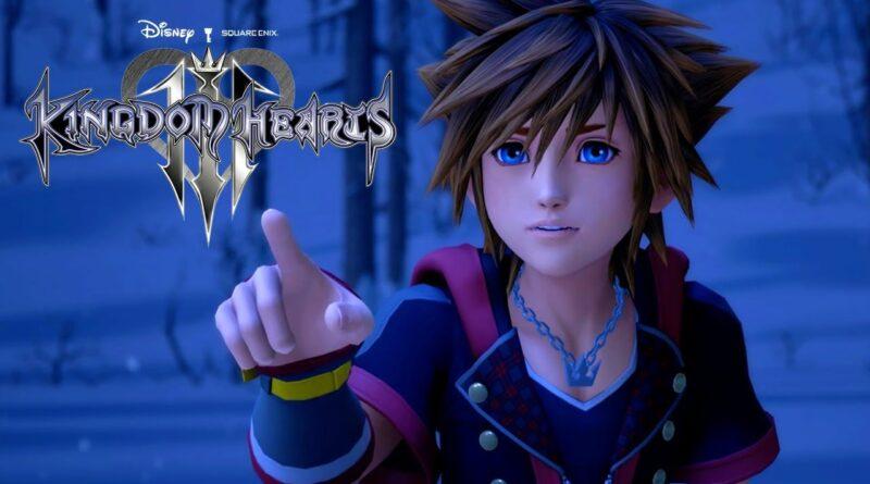 download kingdom hearts 3